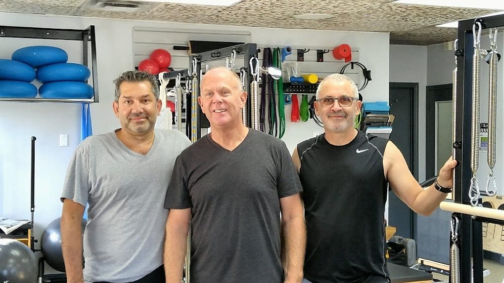 Pilates for Men Taught By Men